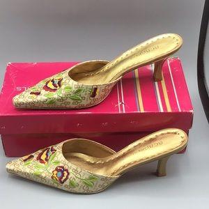 BCBGirls Floral shoes